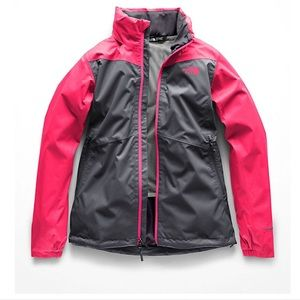 The North Face Resolve Plus Jacket Atomic Pink XS